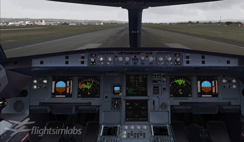 Home Cockpit Builder