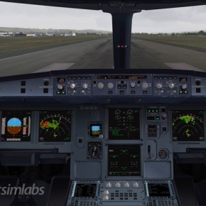 Flight Sim Labs A320-X P3D Released