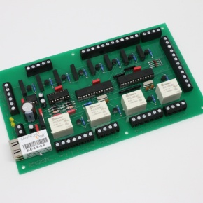Cockpit Concept Flight Control Unit Interface Board Released