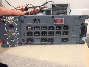 For Sale: Airbus ECAM ControlPanel