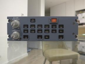 ECAM Control PanelPinouts