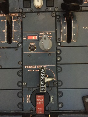 Rudder Trim Panel Pinouts