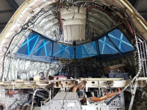 For Sale: Airbus A319 Shell