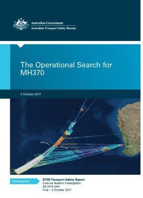 Safety: ATSB MH370 Final Report