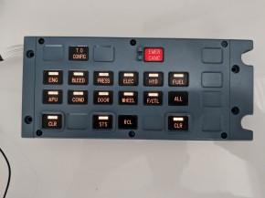 ECAM Control Panel PaintJob