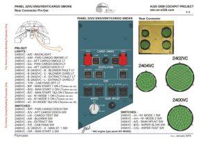 SIMon Panel Pin-outsUpdate