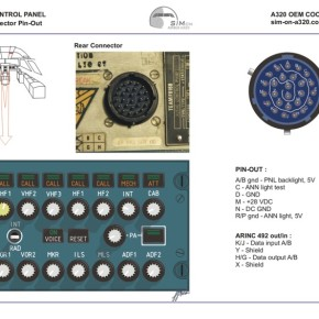 Audio Control Panel Pinout