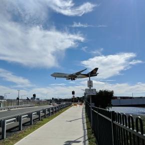 Sydney Airport Feb 5th2018