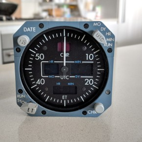 Items for sale – Clock, ECAM Control Panel, Cockpit Door