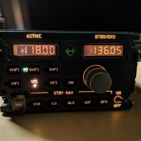 Radio Management PanelRefurbishment
