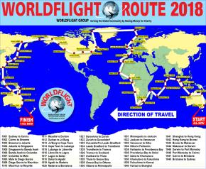 WorldFlight 2018