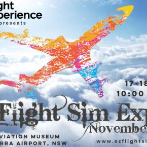 OZ Flight Sim Expo 2018