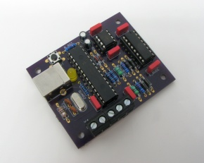 ARINC 429 and Voltage Board Interfacing
