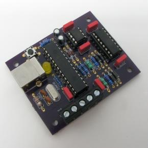 ARINC 429 and Voltage BoardInterfacing