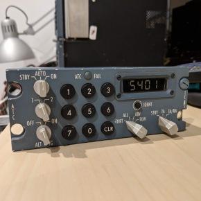 ATC/TCAS Panel Pinouts