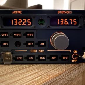 RMP / ATC TCAS LCDReplacement