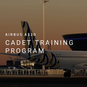Airline2Sim A320 Cadet Training Program