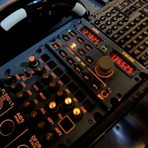 Radio Management Panel (RMP)Simulation