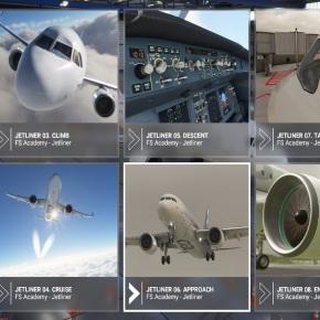 FS Academy –Jetliner